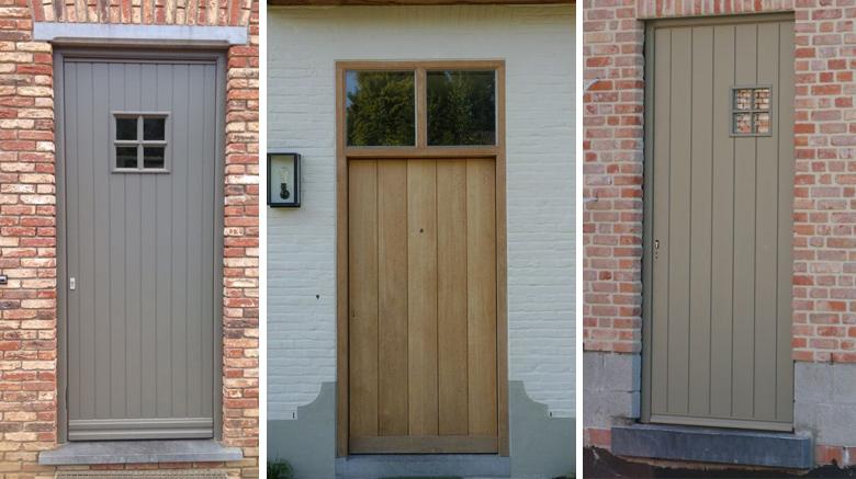 Nieuwe buitendeur: dit zijn de 4 beslissende factoren