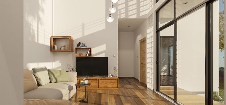 Kies voor moderne glazen deuren
