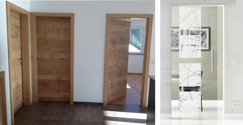 Binnendeuren: glas of hout?